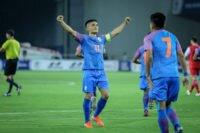 सुनील छेत्री Indian Football Team Captain