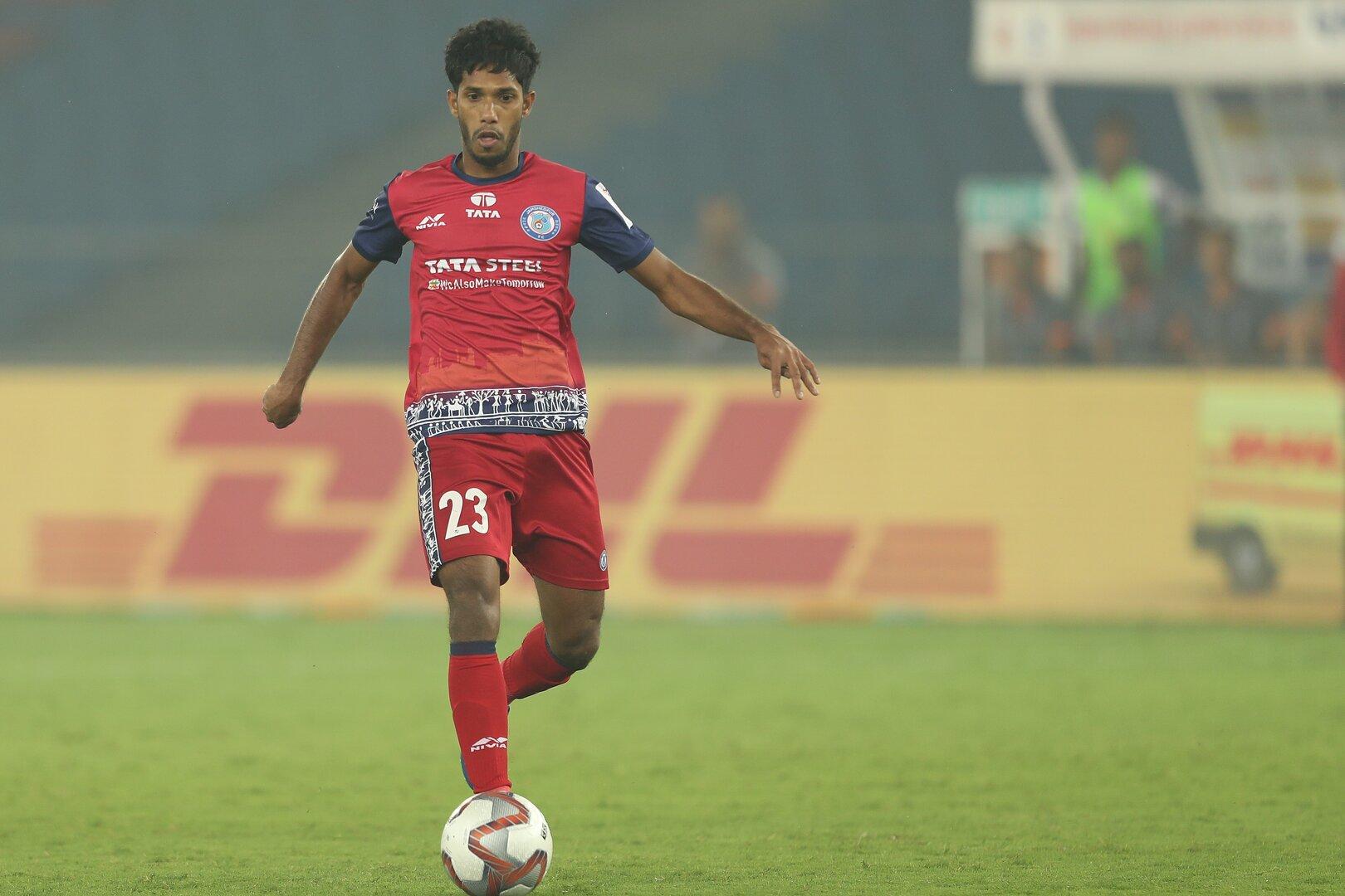 ISL 2018-19 Jamshedpur FC Michael Soosairaj