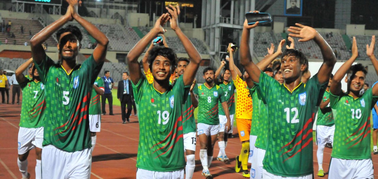 Bangladesh Football Team