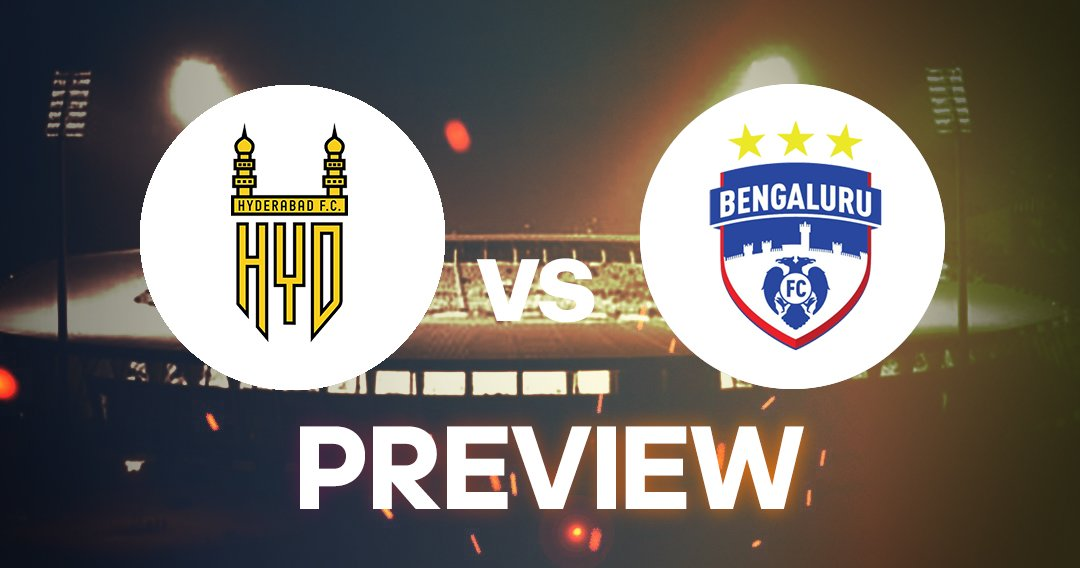 ISL 2019-20: Hyderabad Vs Bengaluru