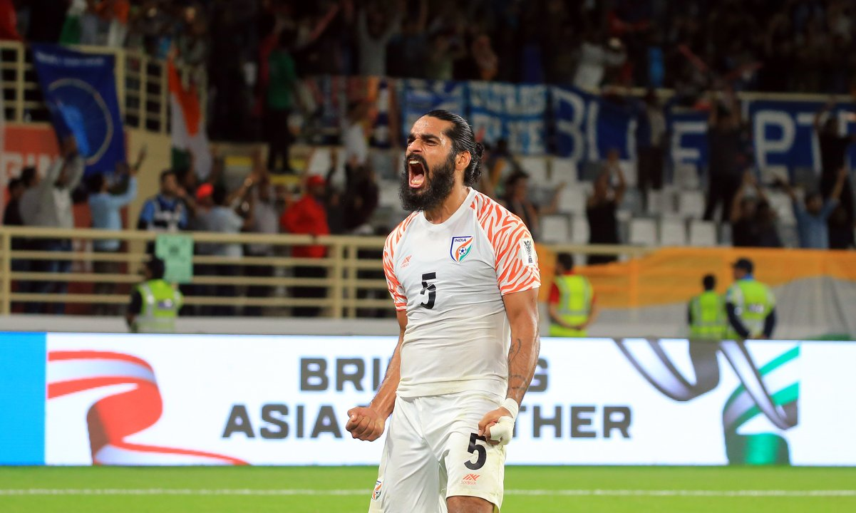 Sandesh Jhingan Injury