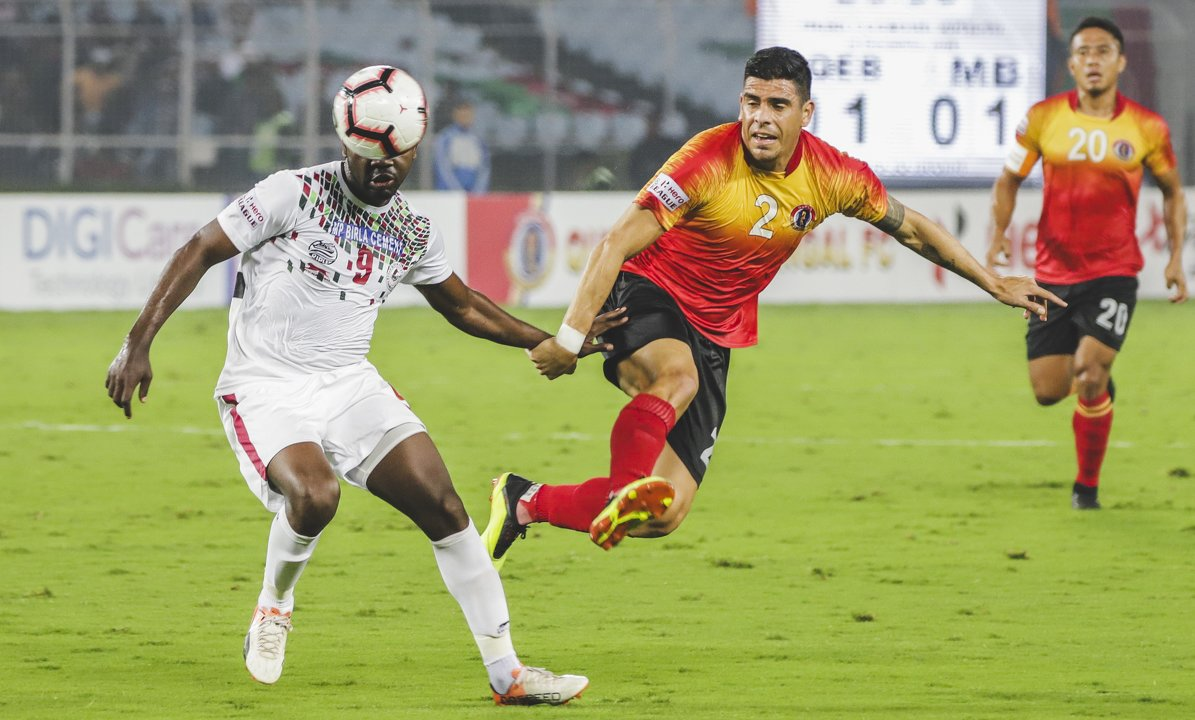 Johnny Acosta East Bengal