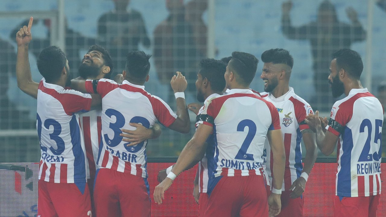 ISL 2019-20: ATK NorthEast United
