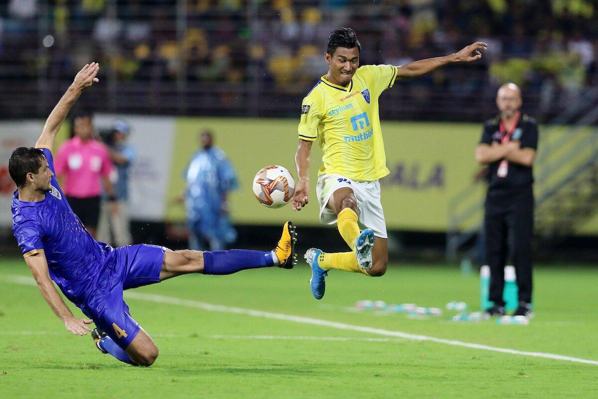 Mumbai City FC Mato Grgic