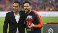 Xavi Messi