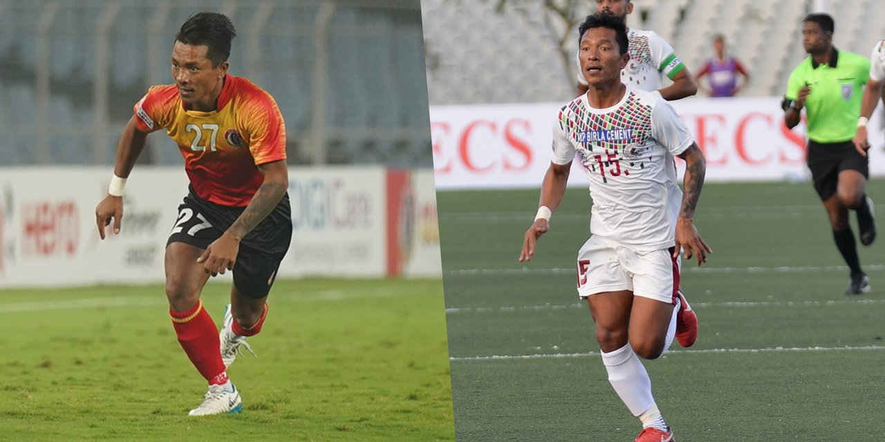 Lalramchullova is back with East Bengal as Mohun Bagan look to compete in ISL next season