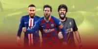 best south american footballers