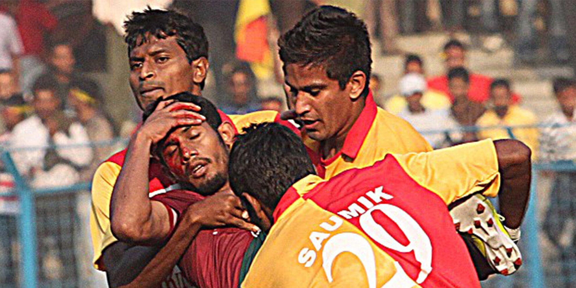 Indian Football इंडियन फुटबॉल