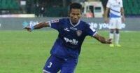 Tondonba Singh Mumbai City FC
