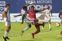 आईएसएल Jamshedpur FC Odisha FC