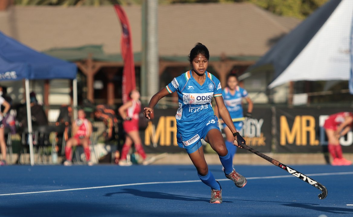 Hockey Beauty Dungdung India