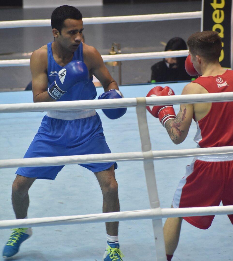 Deepak Boxing