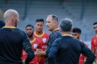 Igor Stimac Indian Football Team