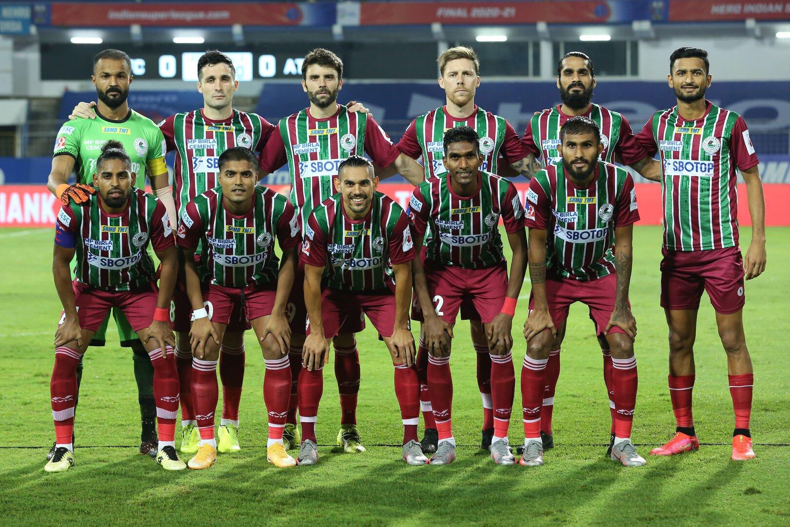 ATK Mohun Bagan Indian Super League