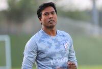 Indian football team Shanmugam Venkatesh