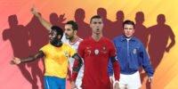 Highest International goalscorers