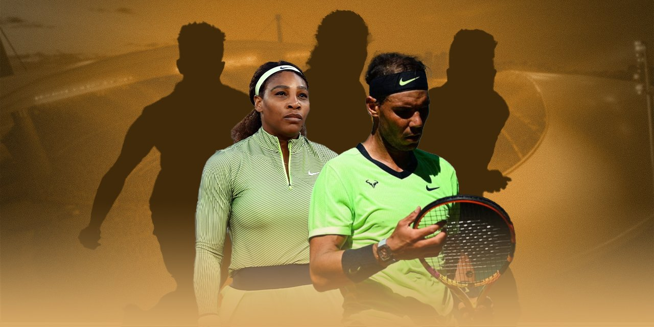 upsets French Open tennis