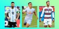 active International goalscorers