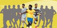 Highest goalscorers football