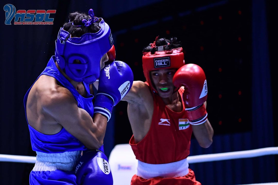 National Boxing Championships Asian Youth And Junior Boxing Championships