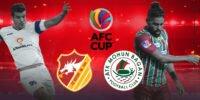 ATK Mohun Bagan FC Nasaf