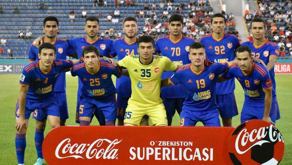 AFC Cup FC Nasaf