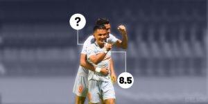 Player Ratings: Suresh, Sahal perfect lieutenants for star-man Chhetri